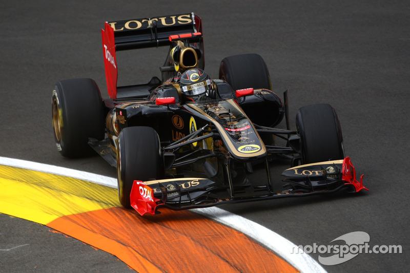 Nick Heidfeld, Renault R31