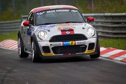 #146 MINI Motorsport Mini Cooper: Hendrik Vieth, Ralf Martin, Jürgen Schmarl, Benjamin Leuchter