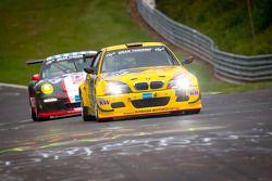 #109 BMW M3: Richard Purtscher, Constantin Kletzer, Johannes Huber, Ingo Tepel
