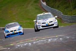 #174 Schläppi Race-Tec Renault Clio Cup: Omar El Bacha, Gaston Ricardo, Ruben Salerno, Jorge Cersosi
