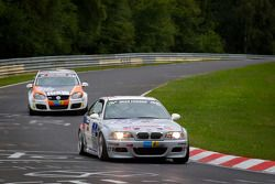 BMW M3 : Rene Wolff, Pascal Bour, Fabrice Reicher, Harald Rettich