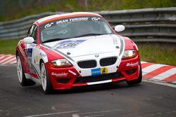 Scuderia Augustusburg Brühl e.V. i. ADAC: BMW Z4 M Coupé : Dieter Weidenbrück, Christian Wack, Markus Schmickler