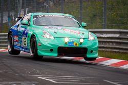 #65 RJN Motorsport Nissan 370 Z: Kurt Thiim, Guy Smith, Alex Buncombe