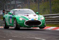#5 Aston Martin V12 Zagato: Christopher Porritt, Richard Meaden, Peter Cate, Oliver Mathai