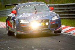 #149 Audi TT: Hakon Schjaerin, Atle Gulbrandsen, Christian Krognes