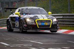 #134 Scuderia Colonia e.V. im ADAC Audi TT S: Matthias Wasel, Thomas Wasel, Marcus Löhnert, Romain Löhnert