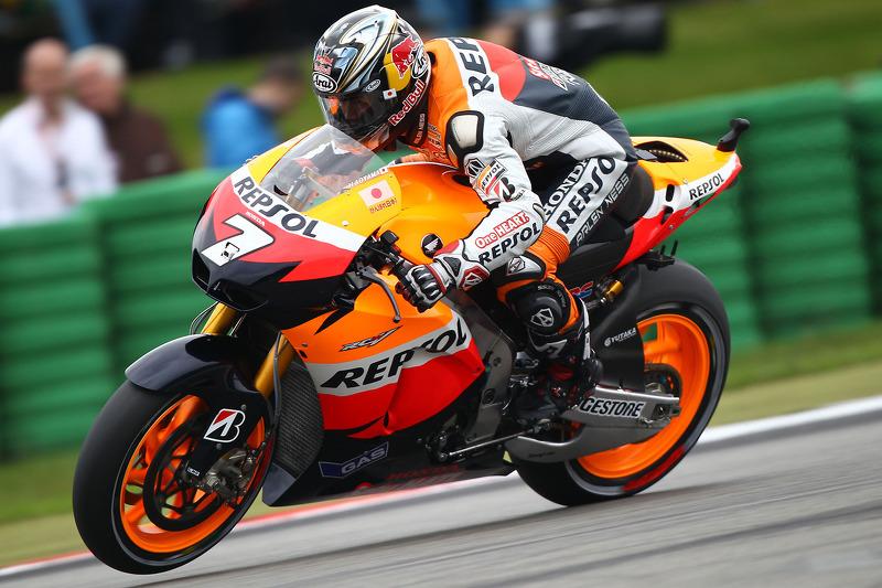 2011: Hiroshi Aoyama* - GP da Holanda - 8º lugar