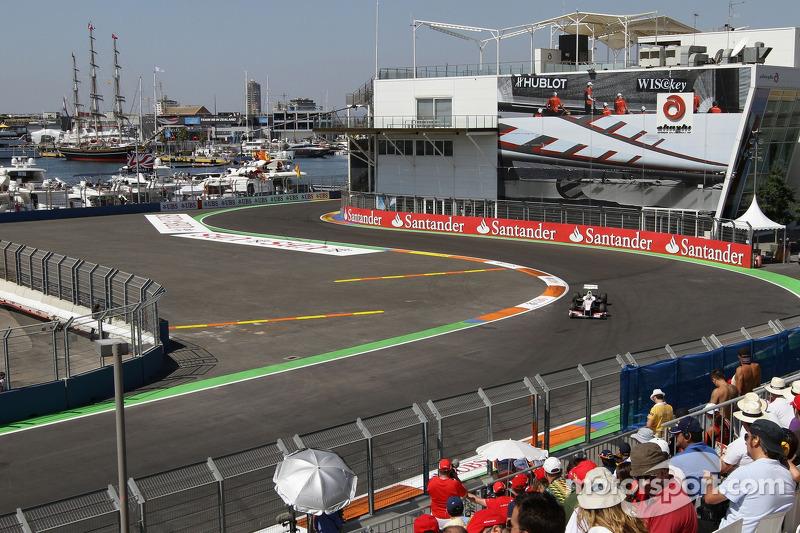 GP da Europa, 2008