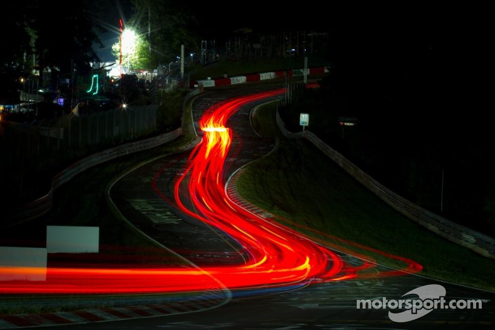 Night lights at Pflanzgarten