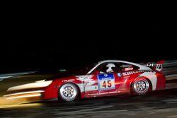 #45 Race & Event Porsche GT3 RS: Johannes Kirchhoff, Wolfgang Kemper, Gustav Edelhoff, Elmar Grimm