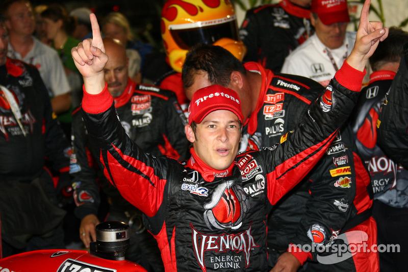 Marco Andretti (aktiv): 2 Siege
