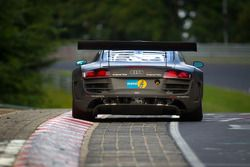 Audi R8 LMS GT3 : Florian Gruber, Chris Vogler, Wolfgang Dess, Emin Akata