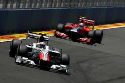 Vitantonio Liuzzi, Hispania Racing F1 Team, HRT