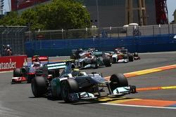 Nico Rosberg, Mercedes GP Petronas