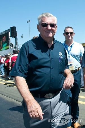 NASCAR legend Bobby Allison