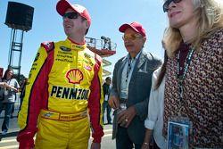 Kurt Busch Penske Racing Shell Pennzoil Dodge