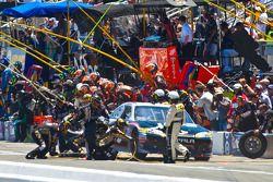 Ryan Newman, Stewart-Haas Racing Haas Automation Chevy