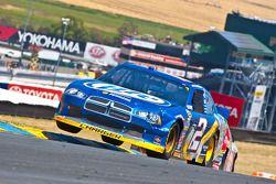Brad Keselowski, Penske Racing Miller Lite Dodge