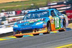 Kyle Busch Joe Gibbs Racing M&M's Pretzel Toyota