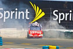 Incident for Tony Stewart and Brian Vickers