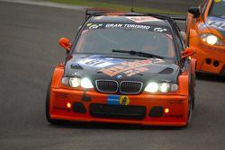 #81 Live-Strip.com Racing BMW 330i M: Frank Jelinski, Rudi Seher, Ronny Mai, Jens Strack