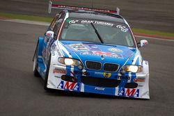 #194 BMW 335 d GTR: Henning Meyersrenken, Martin Gaus