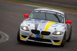 BMW Z4 M Coupé : Michael Luther, Joachim Kiesch, Klaus Engelbrecht-Schnür