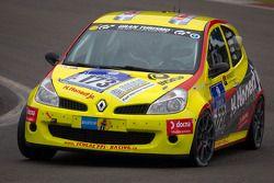 #173 Schläppi Race-Tec Renault Clio Cup: Holger Goedicke, Felix Geisser, Nicolas Abril, Stig Näs