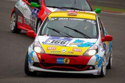 #166 Renault Clio: Sascha Hancke