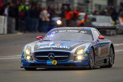 #21 Black Falcon Mercedes-Benz SLS AMG GT3: Vimal Mehta, Sean Patrick Breslin, Sean Paul Breslin