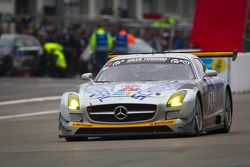 #24 Race & Event Mercedes-Benz SLS AMG GT3: Heinz Schmersal, Christoph Koslowski, Stephan Rösler