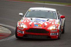 #62 Mathol Racing Aston Martin Vantage V8 GT4: Wolfgang Weber, Rickard Nilsson, Norbert Bermes, Ric