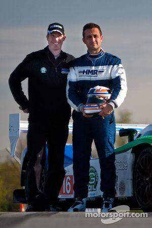Chris Dyson, Humaid Al Masaood