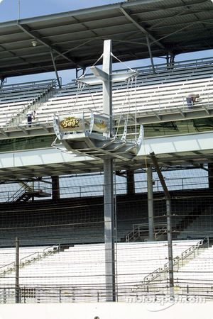 The new flagstand