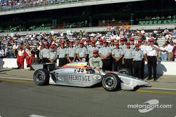 Jeff Ward and Heritage Motorsports