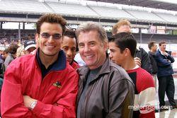 Antonio Sabato Jr and John Walsh