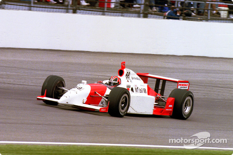 2001: Helio Castroneves