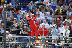 Helio Castroneves: Spiderman
