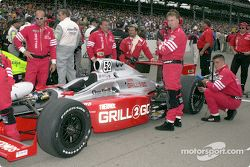 Voiture de Scott Goodyear