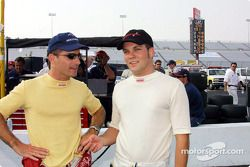 Airton Daré and Felipe Giaffone