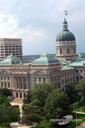 Capitole, Etat d'Indiana