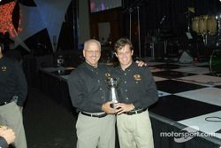 Gary Pedigo et Doug Boles, Panther Racing