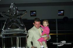 Donnie Beechler et sa fille Shae