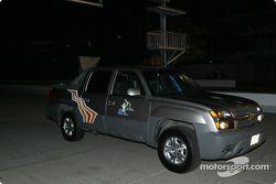 Véhicule officiel des Jeux Olympiques 2002 : Chevrolet Avalanche