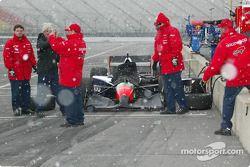 Membres de l'équipe Mo Nunn Racing
