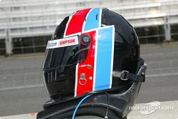 Casque de Johnny Herbert