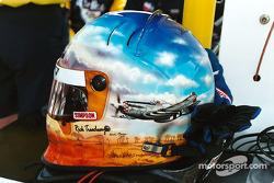 Helmet of Rick Treadway