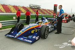 Jaques Lazier ready to qualify