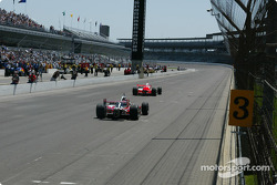 The opening ceremonies of the 86th running of the Indy 500 began with six previous Indy 500 winners