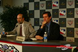American Honda Motor Co., Inc. announcing plans to enter the Indy Racing League for the 2003 season